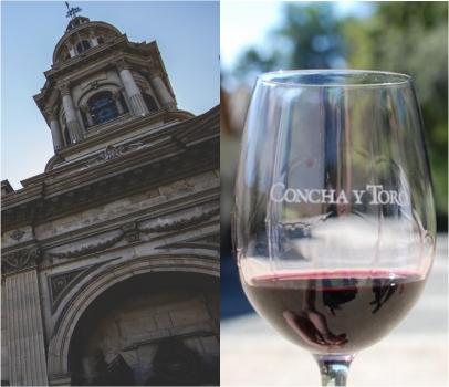 CITY TOUR + CONCHA Y TORO