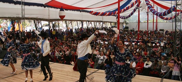 Fiestas Pátrias 18 e 19 Setembro
